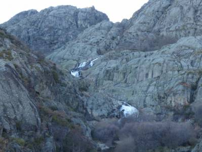 Parque Natural del Lago de Sanabria - photo trekking, foto caminar;caminar deprisa
